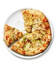 Cauliflower Pizza | RealSimple.com