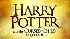 A brand new Harry Potter story arrives in the West End in 2016The biggest stage event of 2016 is coming June