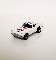 Vintage Hot Wheels 57 Thunderbird Toy Race by RetroAlleyVintage, $8.00