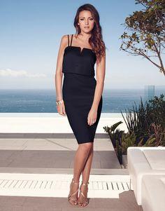 Michelle Keegan 2 In 1 Cami Dress