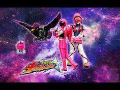 All Pink Sentai Morph - YouTube