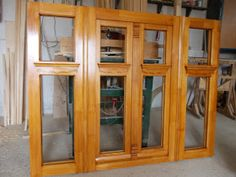 Village House Design, Village Houses, Gate Design, Window Design, Wood Windows, Windows And Doors, Wooden Doors, Construction, Storage