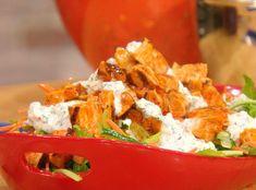 Grilled Buffalo Chicken Salad