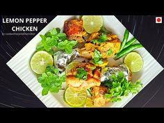 Lemon Pepper Chicken | Easy Chicken Starters recipe - YouTube #lemonpepperchicken #quickandeasychickenrecipe Chicken Starter Recipes, Lemon Pepper Chicken, Chicken Stuffed Peppers, Starters, Cooking Recipes, Ethnic Recipes, Easy, Youtube, Food
