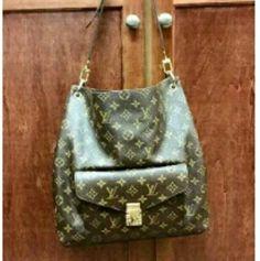 Authentic Louis Vuitton Metis Hobo 100% Authentic Louis Vuitton Bags Hobos