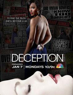 images of deception tv show | Deception (TV Series) (2013) - FilmAffinity