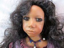 Annette Himstedt - Aura Doll - Original Box & Shipper, COA, Beautiful!