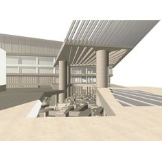 The New Acropolis Museum, Athens, Greece - SkyscraperCity