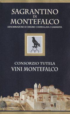 Sagrantino di Montefalco, a great Italian wine!