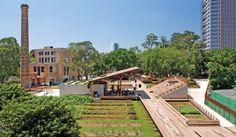 Descontaminação sustentável dos terrenos – Praça Victor Civita