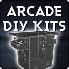 We sell arcade cabinet kits, parts and provide professional instruction.