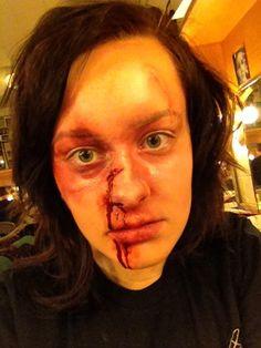 Injury makeup 2