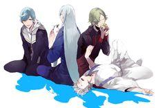 埋め込み画像 Touken Ranbu, Royal Milk Tea, Guy Drawing, Manga Anime, Anime Boys, Fan Art, Ice Milk, Fictional Characters, Image