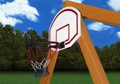 Basket Ball Hoop - Backyard Play Places