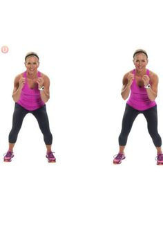 The Workout That Burns Belly Fat: Lateral Shuffle