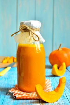 15 Best Benefits and Uses Of Pumpkin Juice For Skin, Hair and Health Uses Of Pumpkin, How To Make Pumpkin, Pumpkin Benefits, B12 Rich Foods, Juice For Skin, How To Heal Burns, Raw Food Recipes, Healthy Recipes, Pumpkin Juice