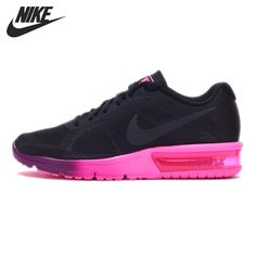 Original New Arrival WMNS NIKE AIR MAX SEQUENT Women s Running Shoes  Sneakers 0c1ad6de4bfd3