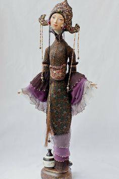 Doll (author Kate Lipihina)
