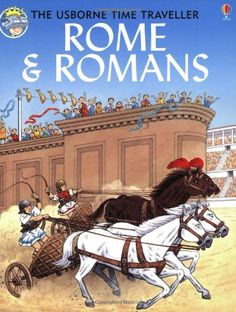 Rome and Romans (Usborne Time Traveler) by Heather Amery https://www.amazon.com/dp/0746030711/ref=cm_sw_r_pi_dp_x_fqClybR58PHEZ