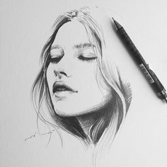 Ink & Pencil #2 on Behance