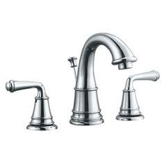 Eden Widespread Lavatory Faucet