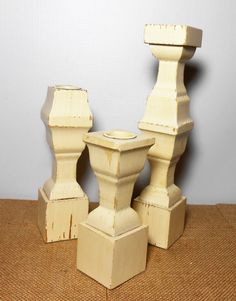 Your place to buy and sell all things handmade Chess Board, Wood Candle Holders, Candles, Stuff To Buy, Vintage Items, Candlesticks, Tea Lights, Vintage, Vintage Candle Holders