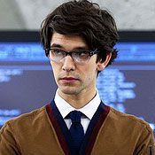Ben Whishaw is the new Q in the next Bond film SKYFALL. Adorkable and J approved.