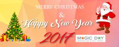 May the good times and treasures of the present become the golden memories of tomorrow. May this New Year bring lots of happiness for you. Wishing you Merry Christmas and Happy New Year from md-thai Group