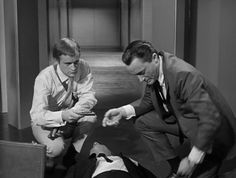 Illya Kuryakin & Napoleon Solo first meeting - The Man From UNCLE Episode 1