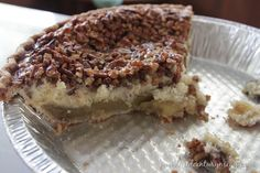 Mystery Pecan Pie, 1964 – A Vintage Thanksgiving Recipe Re-Run