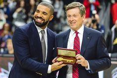 Watch Drake Receive The Key To Toronto - MISSBISH | Women's Fashion Fitness & Lifestyle Magazine