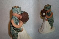 Whenever we renew our vows. Military Wedding Cakes, Military Cake, Army Wedding, Wedding Vows, Wedding Bells, Our Wedding, Dream Wedding, Wedding Stuff, Military Weddings