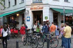 Gugelhof Restaurant. Berlin.