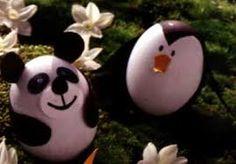 Risultati immagini per uova decorate per pasqua