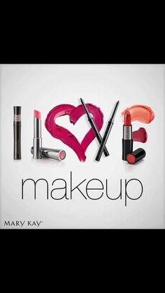 Mary Kay! Contact ME to book a party and YOU will get all the benefits! (your fav. products for FREE!)