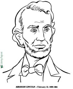 Abraham Lincoln Coloring Sheets abraham lincoln biography facts pictures and coloring Abraham Lincoln Coloring Sheets. Here is Abraham Lincoln Coloring Sheets for you. Abraham Lincoln Coloring Sheets abraham lincoln coloring page awesom. Abraham Lincoln History, Abraham Lincoln For Kids, Abraham Lincoln Biography, List Of Presidents, American Presidents, American History, President Quiz, American Soldiers, Craft Ideas