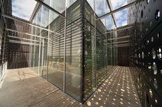Doğan Media Center Perfore Panel Perforated Panel Solmaz Metal