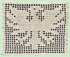 Heirloom Crochet - Vintage Crochet Books - Madonna