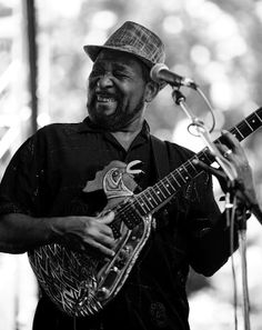 """James """"Super Chikan"""" Johnson (born February 16, 1951, Darling, Mississippi) is a blues musician, based in Clarksdale, Mississippi. He is the nephew of fellow blues musician Big Jack Johnson. One commentator noted that Super Chikan, Big Jack Johnson, Booba Barnes, R. L. Burnside, and Paul """"Wine"""" Jones were """"present-day exponents of an edgier, electrified version of the raw, uncut Delta blues sound."""" Johnson also is a guitar artist, building and decorating many guitars that he uses..."""