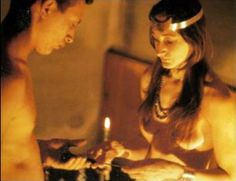 The Great Rite of Wicca involves symbolic sexual intercourse Wicca witchcraft great rite sexual magick skyclad