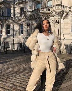 Flawless Winter Outfits To Inspire You - Fashion Trend 2019 - Fashion Trends 2019 - gutpin Swag Outfits, Fashion Outfits, Womens Fashion, Fashion Trends, Winter Outfits, Paris Mode, Winter Mode, Winter Stil, Outfit Goals