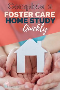 The foster care home study process can be lengthy. Use these tips to speed up the home study process and become a foster parent quickly. Foster Care Adoption, Foster To Adopt, Foster Parenting, Parenting Teens, Foster Parent Quotes, The Fosters, Becoming A Foster Parent, Bond, Foster Baby