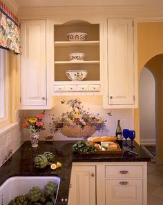 Know some aspects on modern kitchen designs stove tyxgb76aj this and of - Focal point art essential aspect decor ...