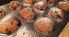 Csokis-meggyes muffin recept | APRÓSÉF.HU - receptek képekkel