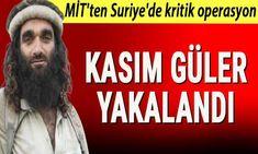 MİT'TEN MÜTHİŞ OPERASYON! - Pes24