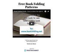 Free Book Folding Patterns | Piktochart Infographic Editor Book Folding Patterns, Free Books, Editor, Infographic, Fun, Infographics, Visual Schedules, Hilarious