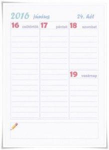 vérnyomás-napló- - Napló - Pinterest - Pj and Craft