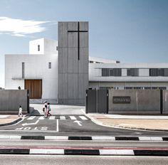 Pedro Hernández, nuevo monasterio en Paterna (Valencia) - Arquitectura Viva · Revistas de Arquitectura
