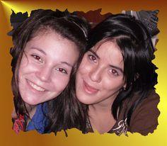 EL MUNDO DE WILHEMINA QUEEN: Yamila y Sofía