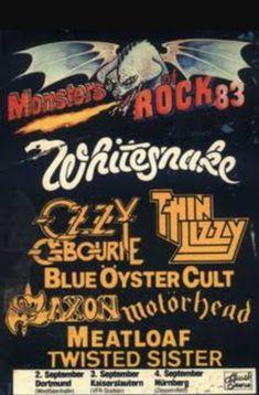 Monsters Of Rock-1983.........